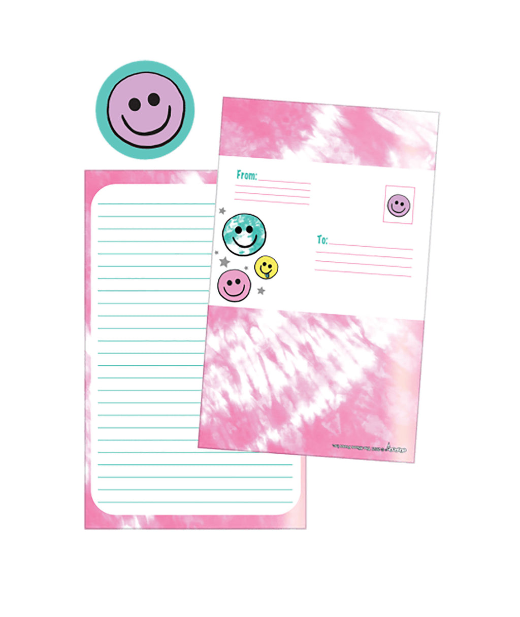 iScream Be All Smiles Foldover Stationery