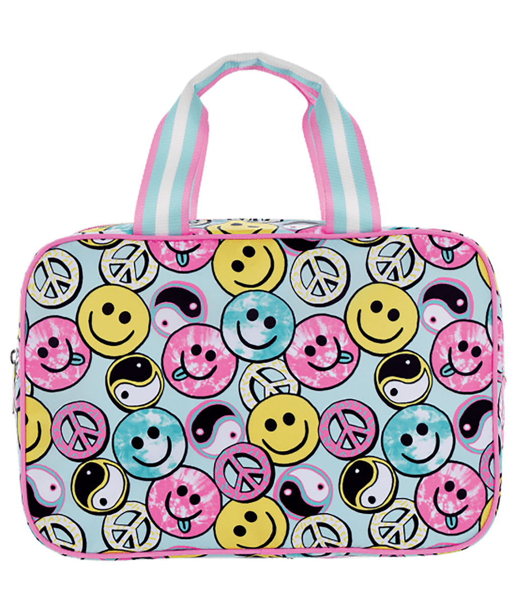 iScream Be All Smiles Large Cosmetic Bag