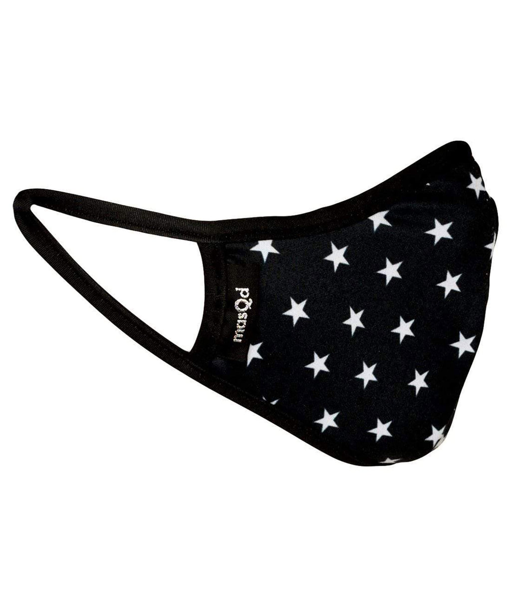 masQd Adults Mask With Filter Pocket Ultra Star