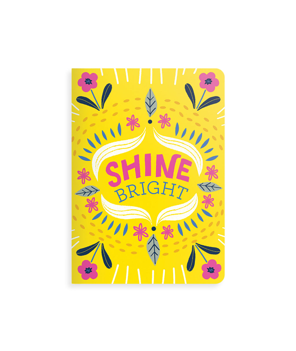 Jot It Notebook - Shine Bright