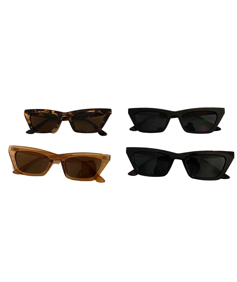 8apart Pointy Funky Sunglasses