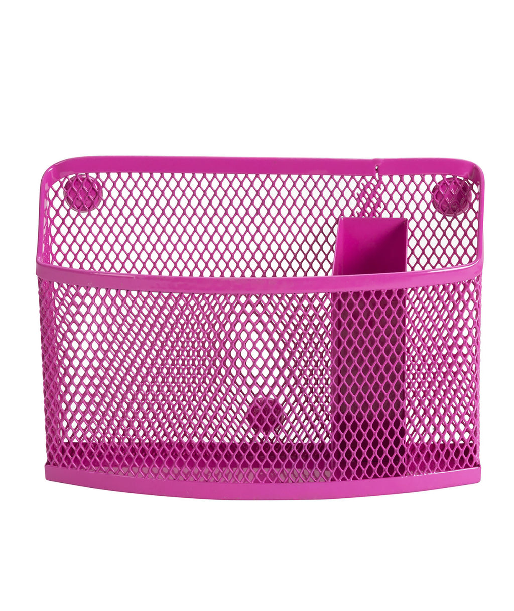 Three Cheer for Girls Fuchsia Storage Bin
