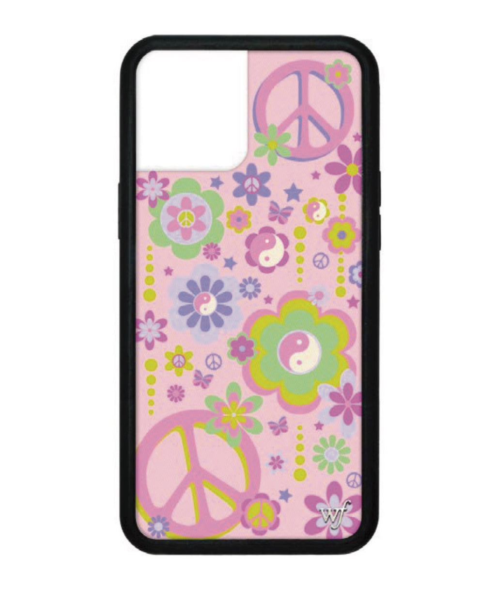 Wildflower Phone Case Peace N Luv