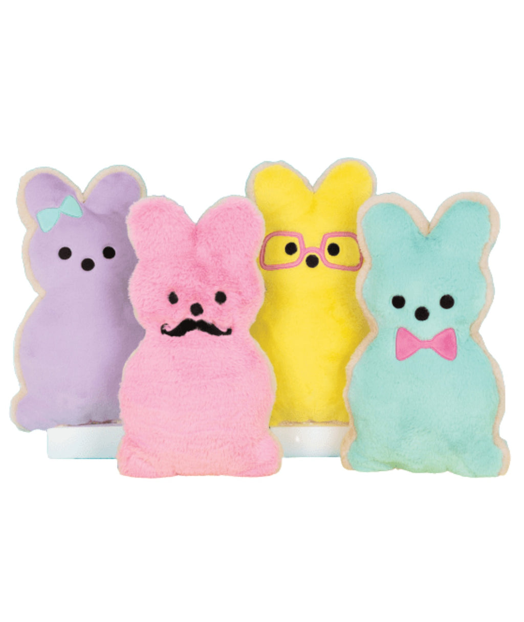 iScream Bunny Cookie Furry Pillow