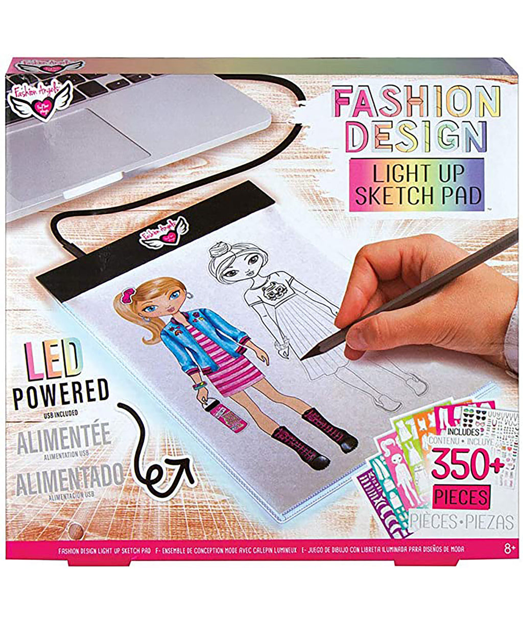 Fashion Angels Light Up Sketch Pad