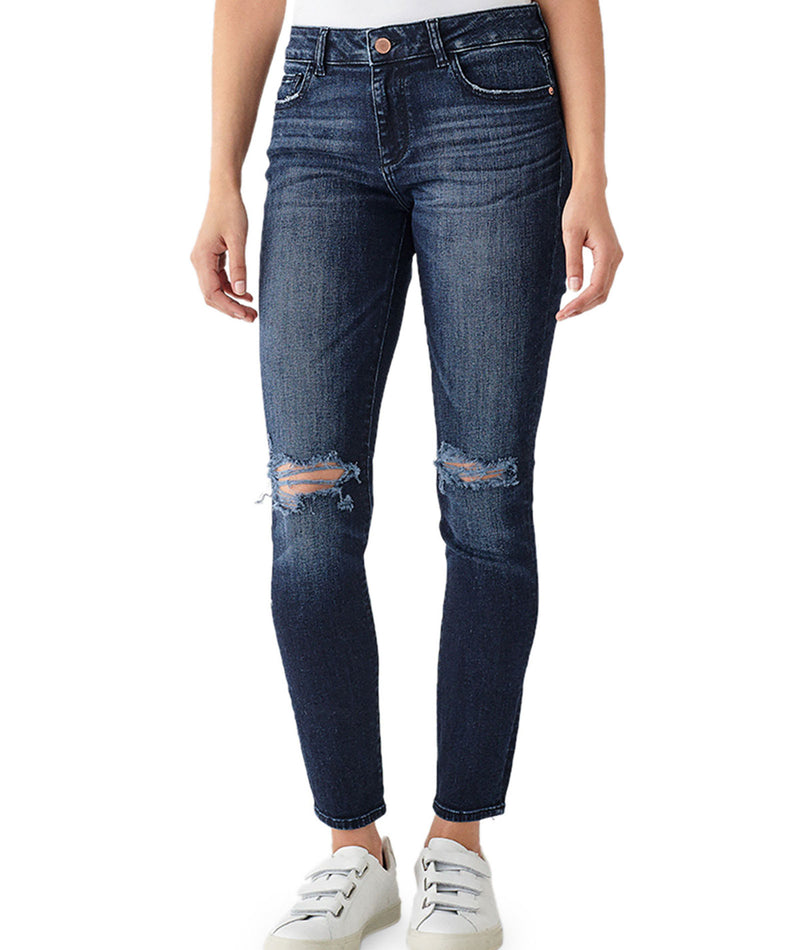 DL1961 Bridget Cropped Bootcut Jeans