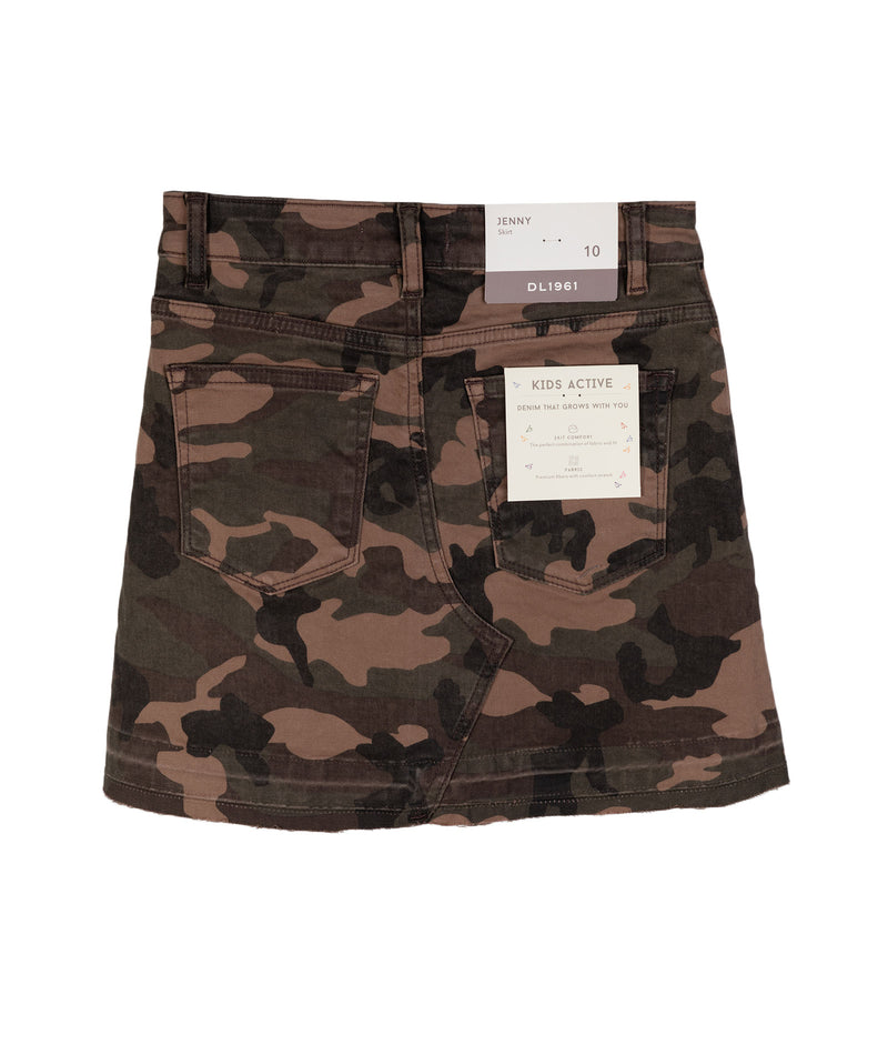 DL1961 Girls Camper Skirt