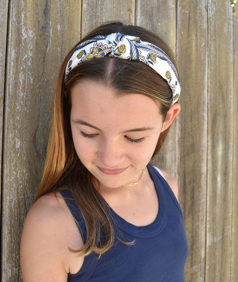 Fashionista J Star Hair Scrunchies