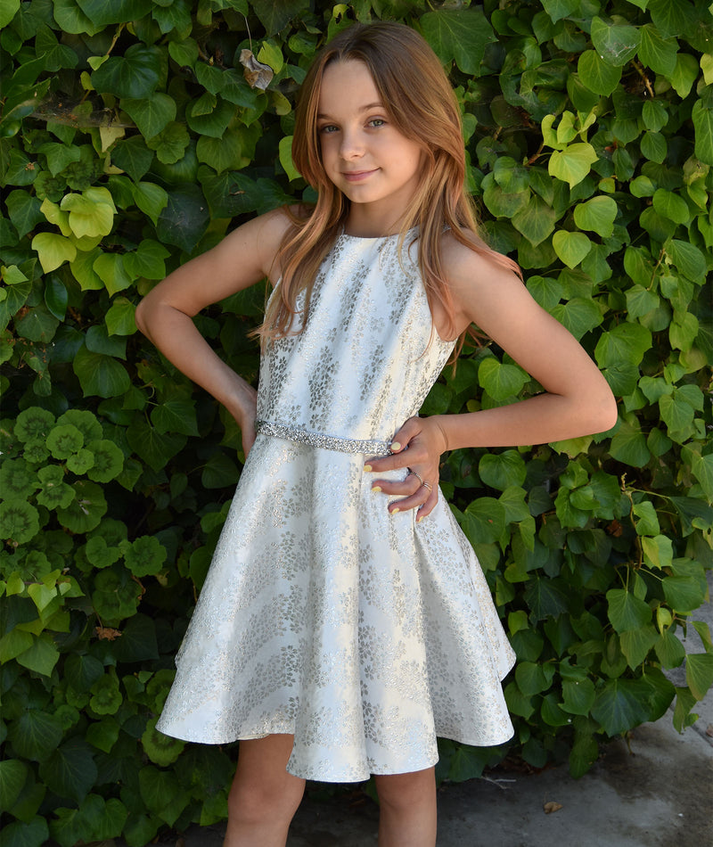 Zoe Ltd. Girls Kelsey Dress