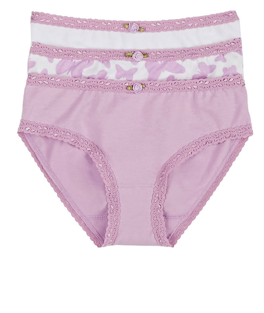 Esme Girls Butterfly Panty Set