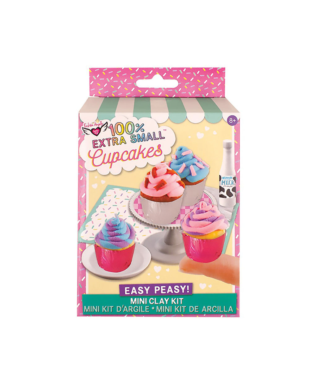 Fashion Angels Mini Clay Cupcakes Kit