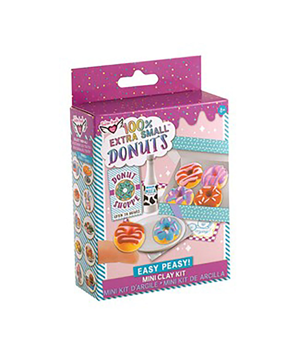 Fashion Angels Mini Clay Donuts Kit