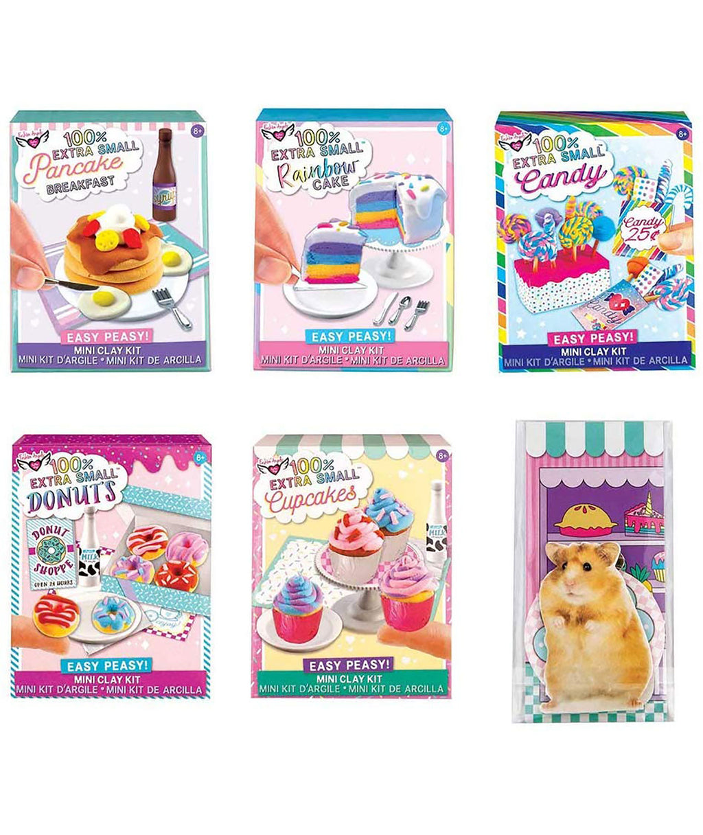 Fashion Angels Sweets Mini Clay Kit 5-Pack