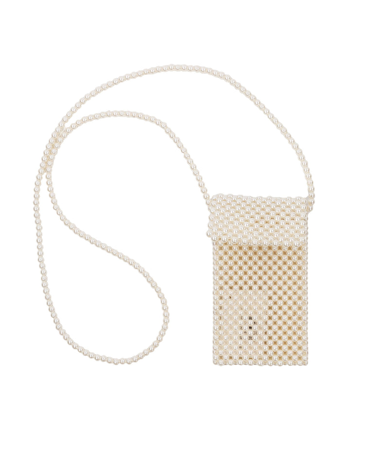 Fashionista J Pearl Bead Bag