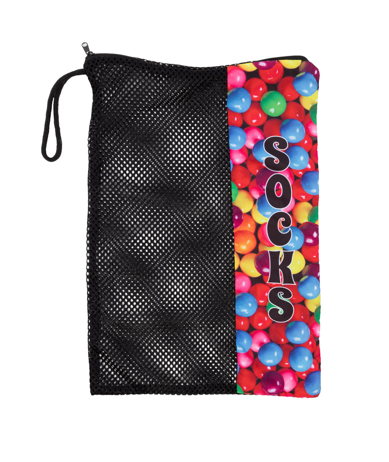 Gum Ball Sock Bag