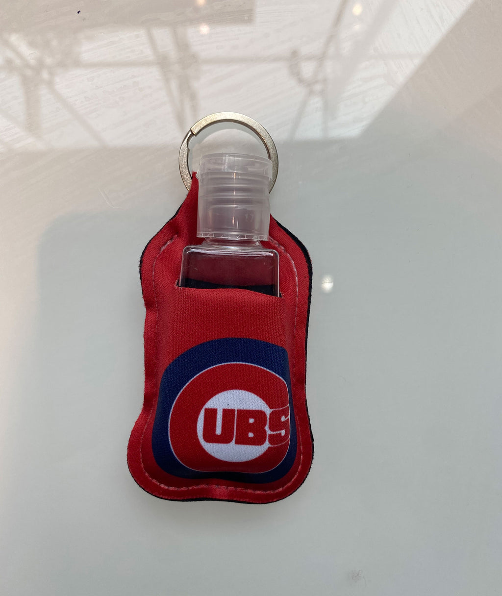 Truly Whimsical Hand Sanitizer Holder Cubs