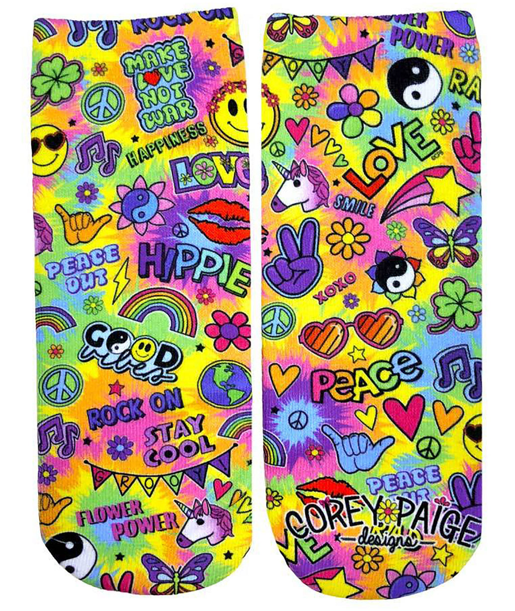 Living Royal Hippie Vibes Socks
