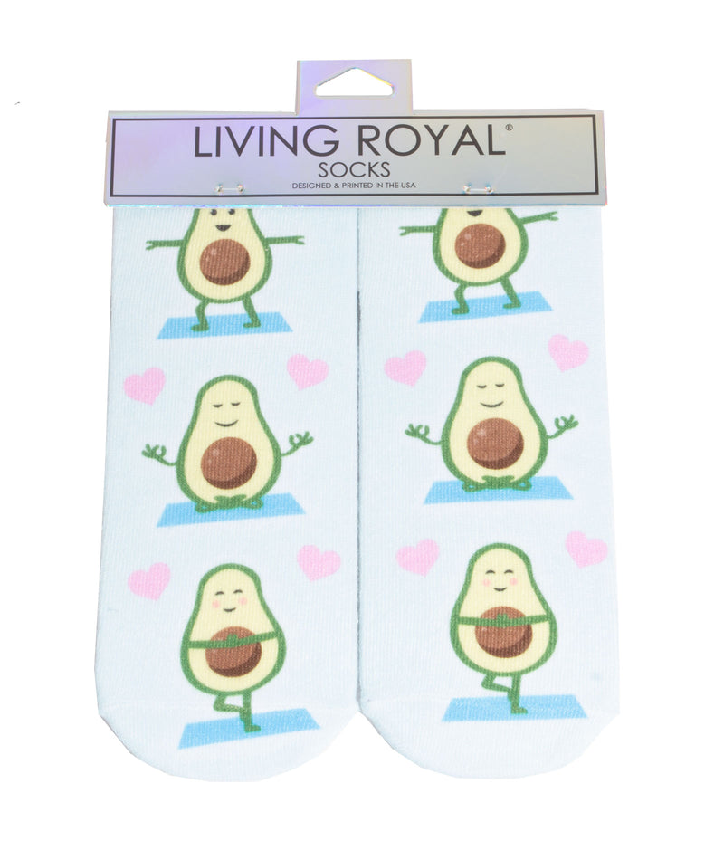 Living Royal Popcorn Socks