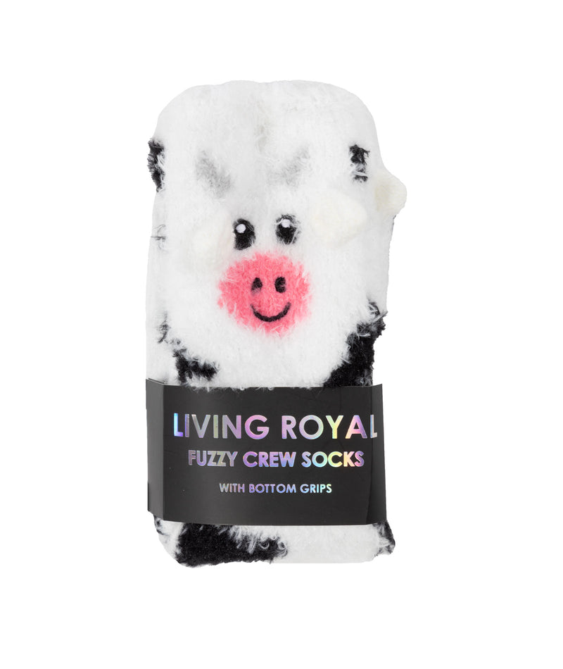 Living Royal Bagel Coffee Socks