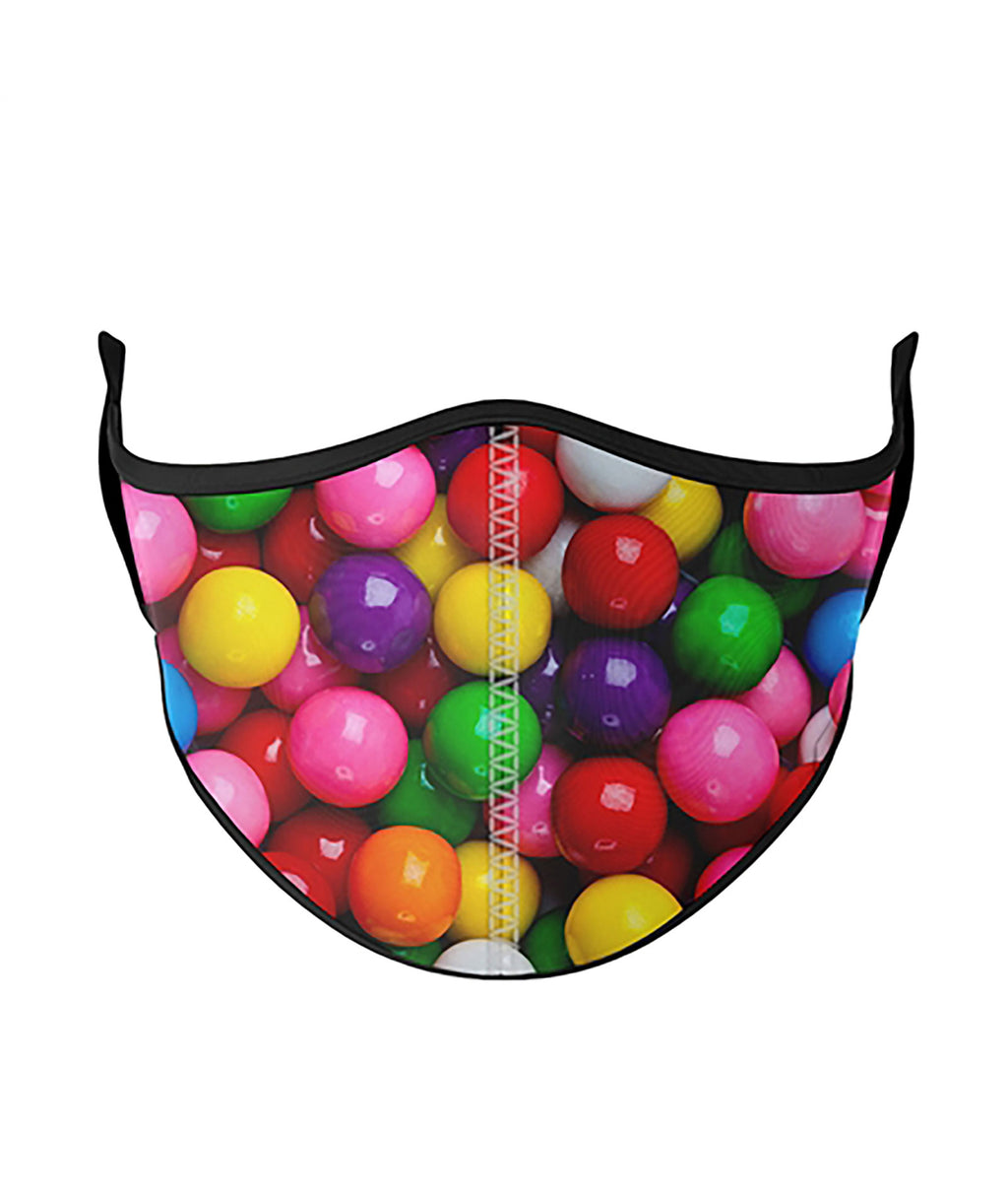 Top Trenz Gumball Children Ages 3-7 Face Mask