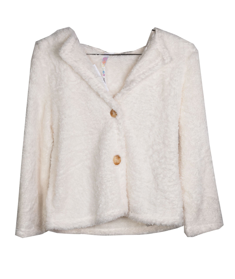 Malibu Sugar Girls Teddy Bear Jacket