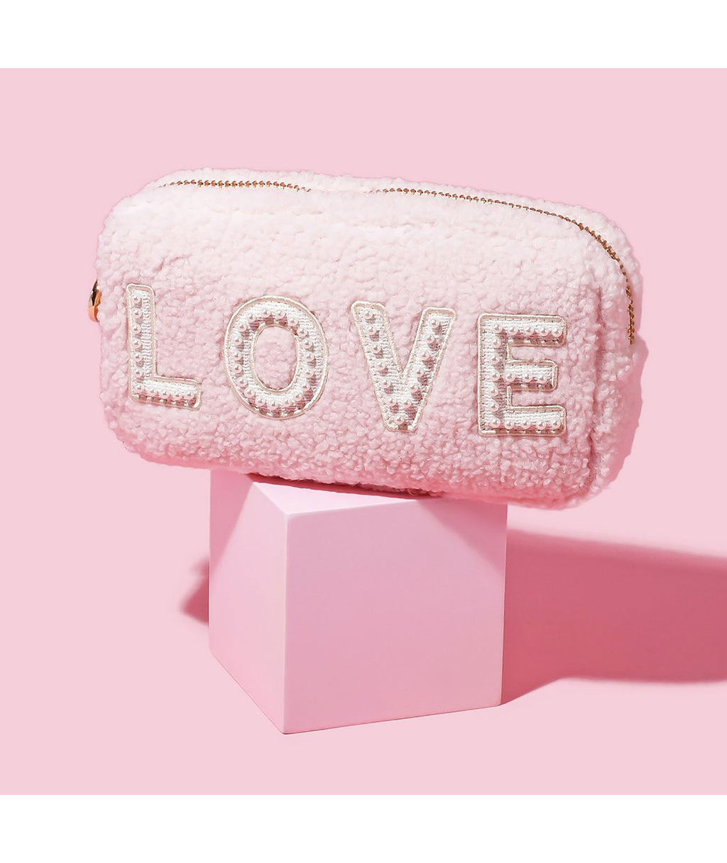 Stoney Clover Rose Cozy Love Pouch