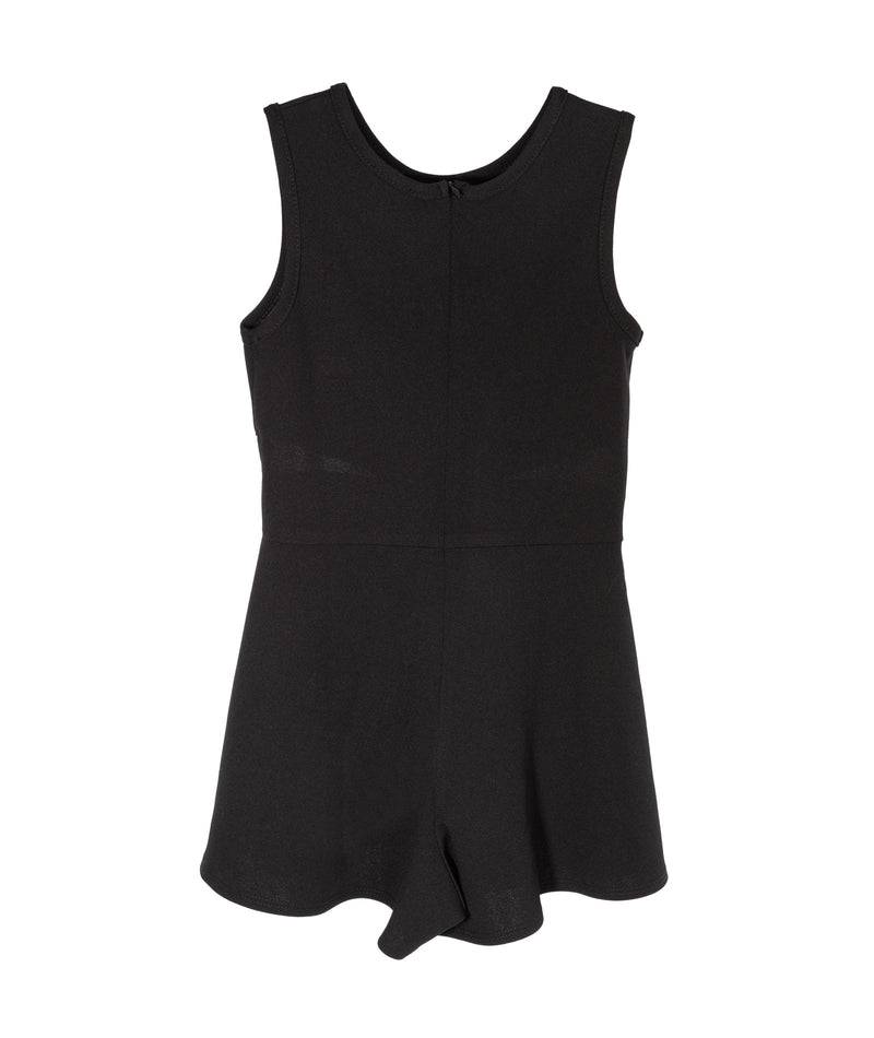 Sally Miller Girls Black Serena Romper