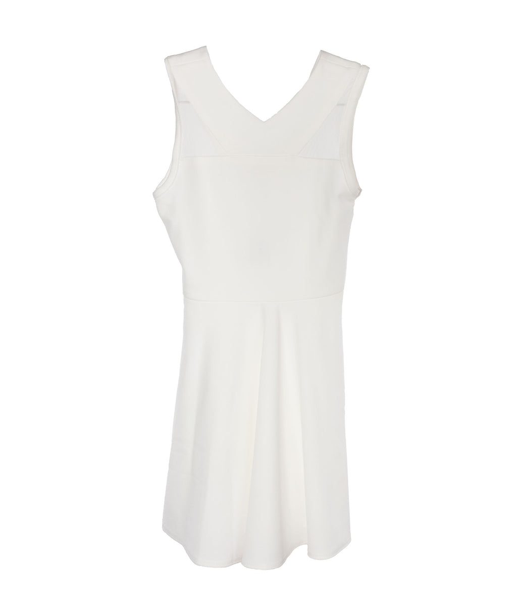 Sally Miller Girls Ivory Jill Dress