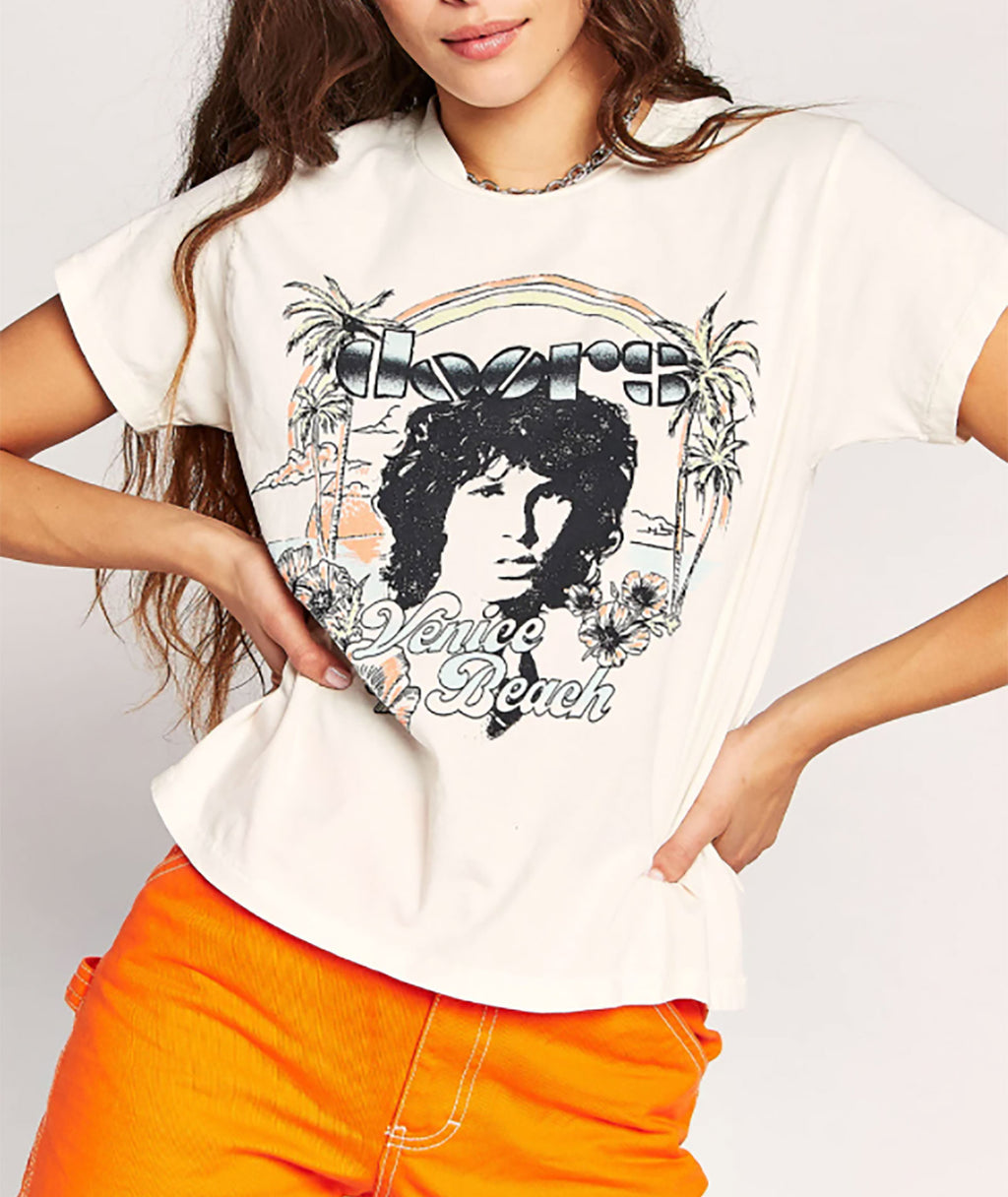 Daydreamer Women Doors Venice Beach Tee
