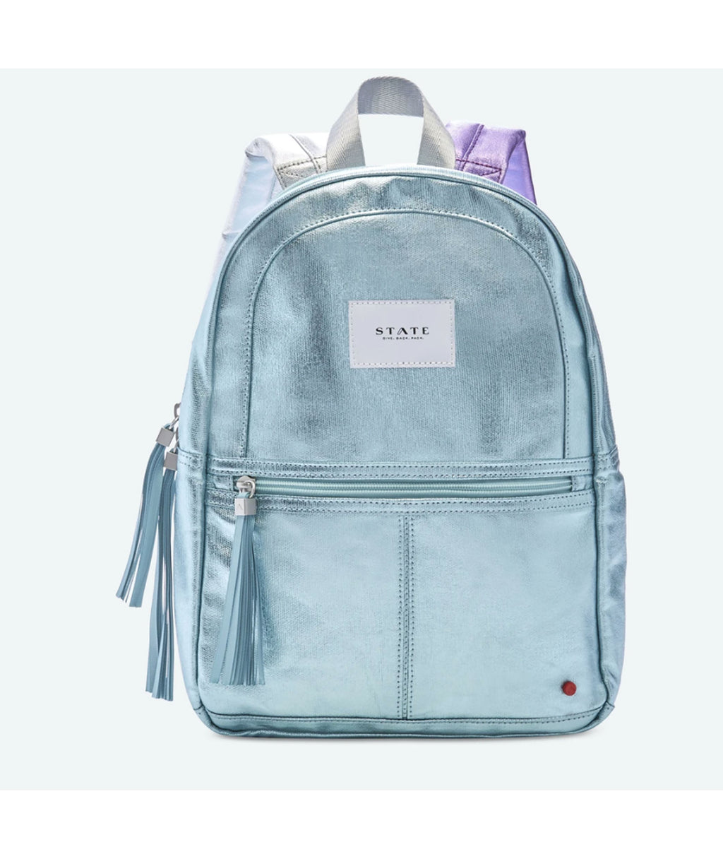 State Bags Mini Kane Mint Backpack
