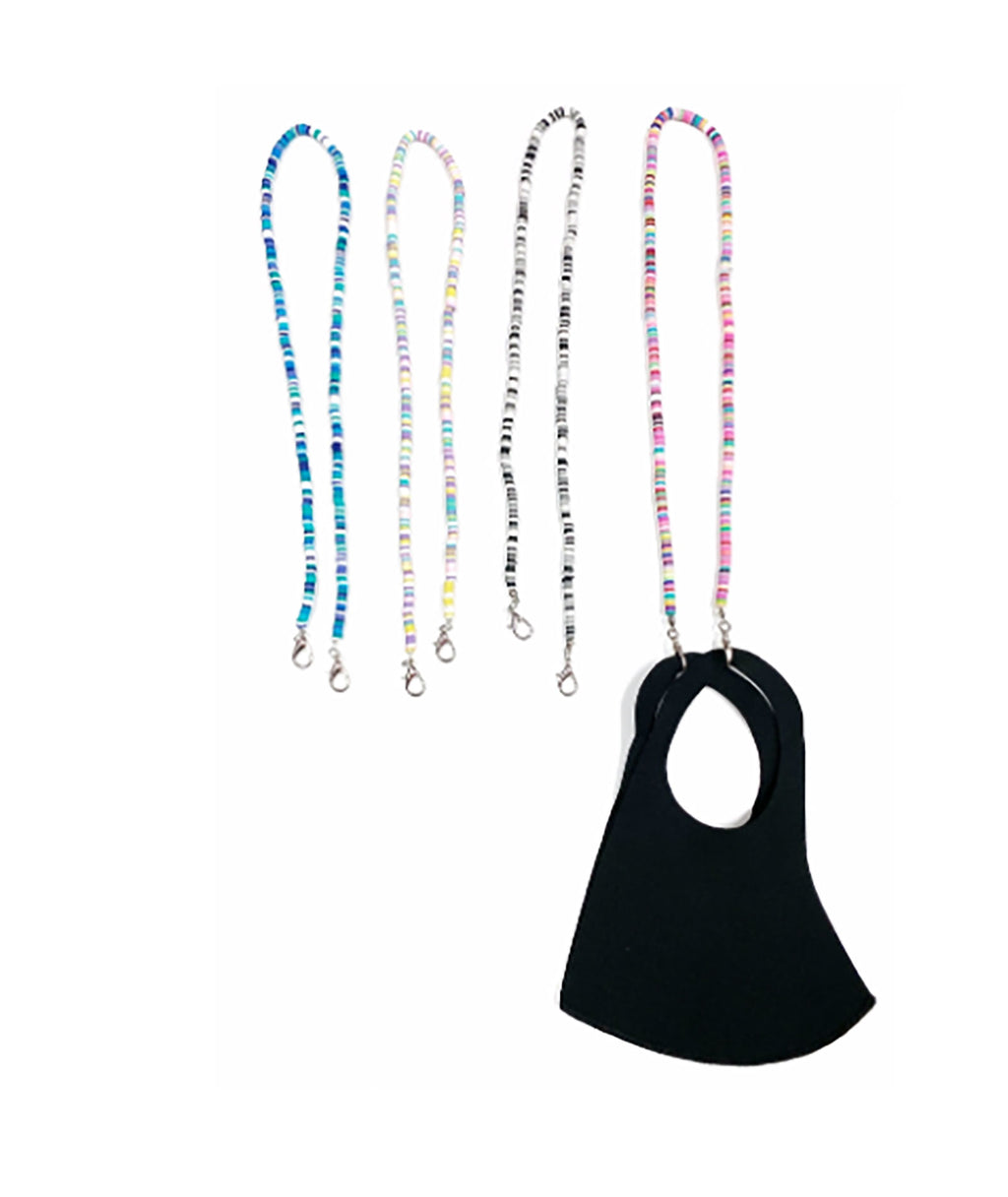 Confetti & Friends Shell Mask Chain
