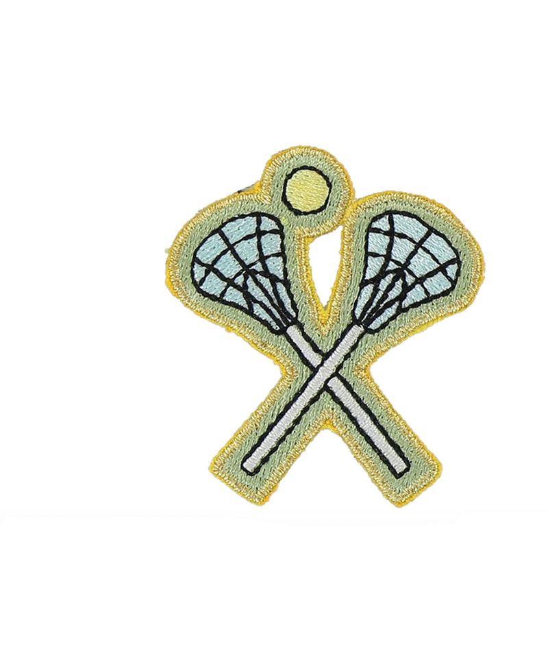 Stoney Clover Lacrosse Patch