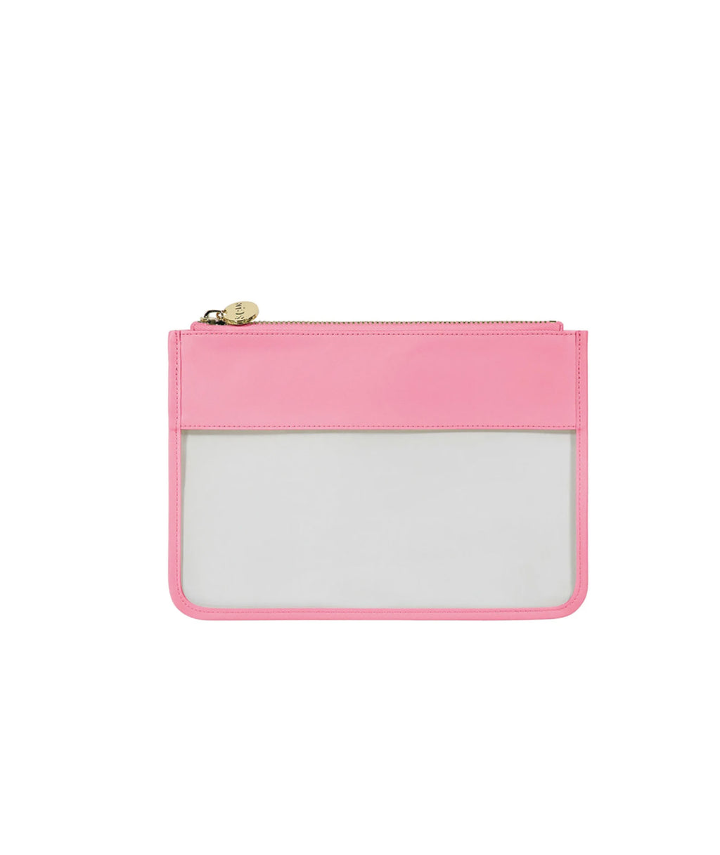 Stoney Clover Guava Classic Clear Flat Pouch