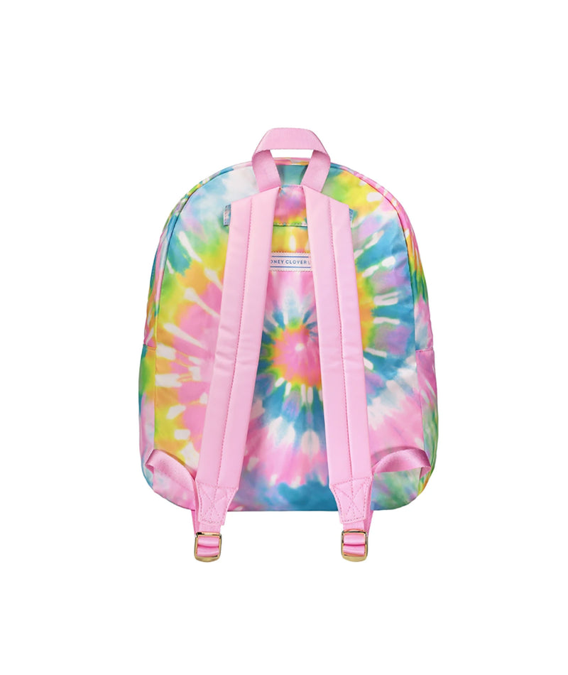 Stoney Clover Pastel Tie-Dye Classic Backpack