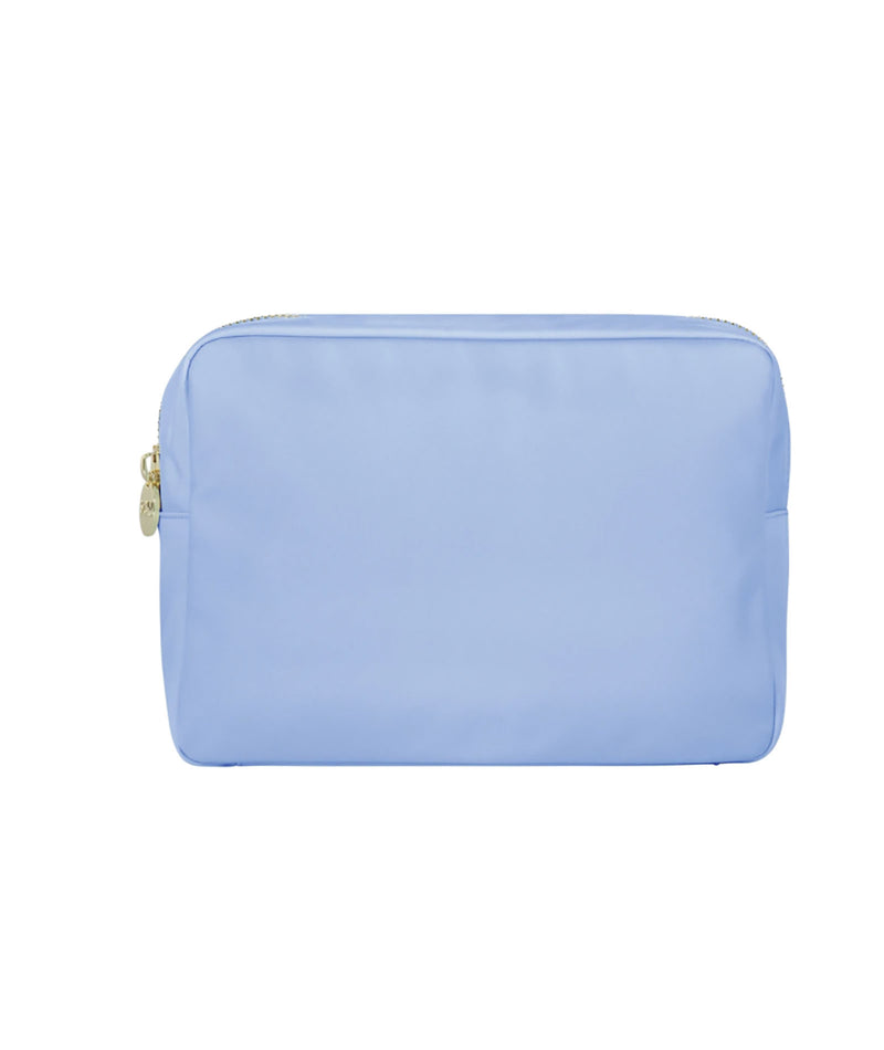 Stoney Clover Periwinkle Classic Large Pouch