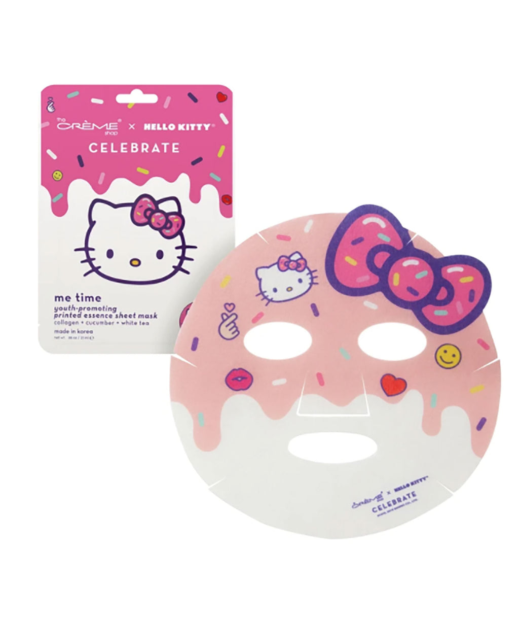 Fashionista J Hello Kitty Face Mask