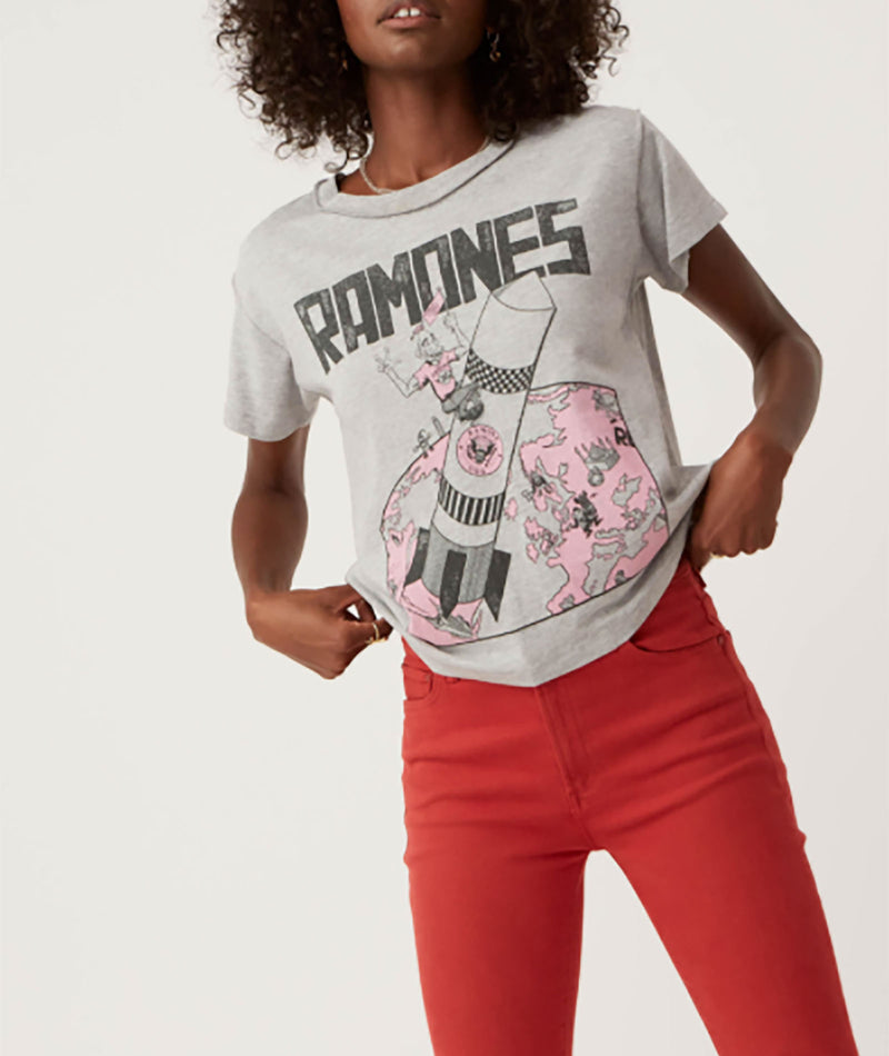 Daydreamer Women Girlfriend Ramones Gabba Gabba Tee