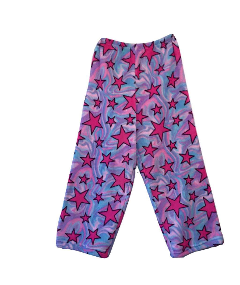 Made with Love and Kisses Swirly Stars Pants