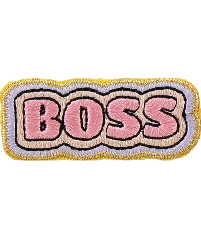 Stoney Clover Boss Patch