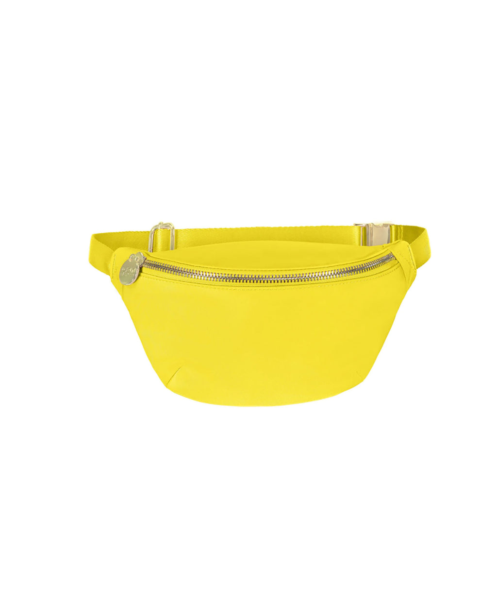 Stoney Clover Classic Lemon Nylon Fanny Pack