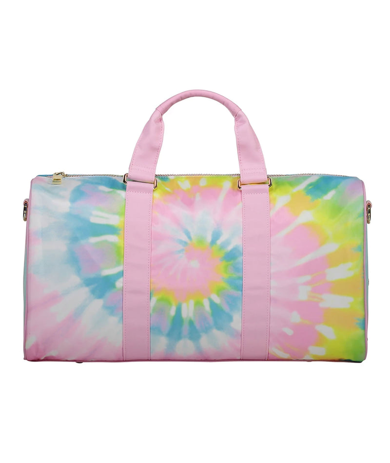 Stoney Clover Mini Duffle Bag Pastel Tye Dye