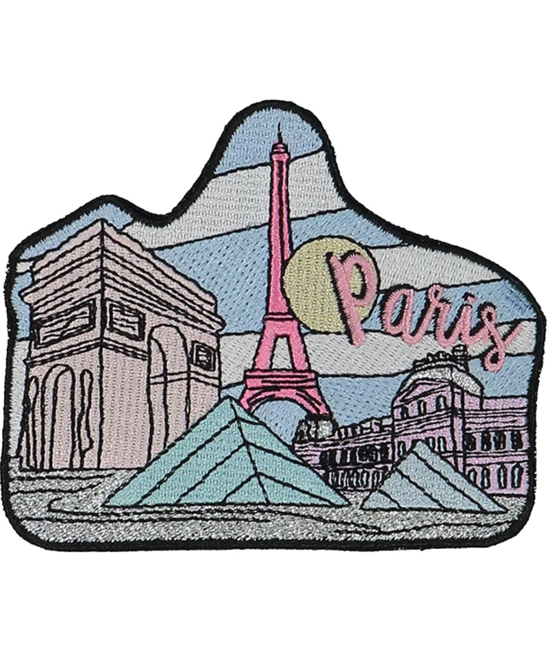 Stoney Clover Paris Patch