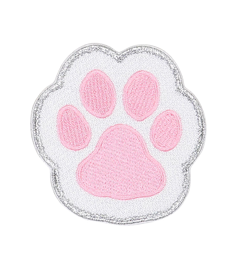 Stoney Clover Paw Print Patch