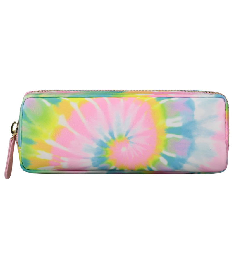 Stoney Clover Pastel Tie Dye Pencil Case