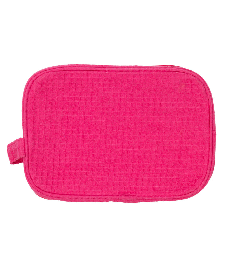 Truly Whimsical Cosmetic Camp Fuchsia Case
