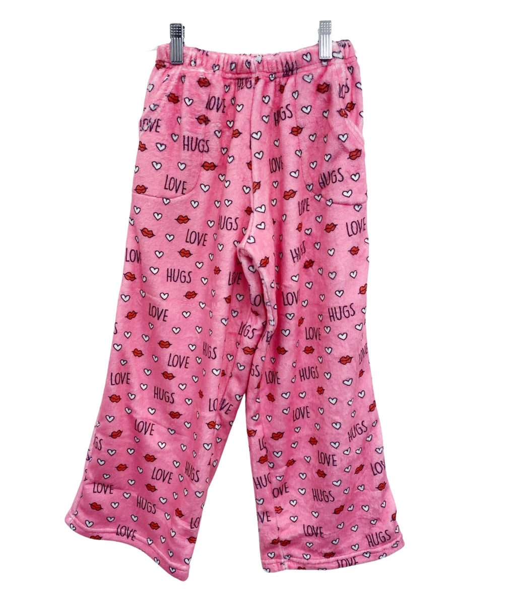 iScream Girls Love and Hugs Plush Pants