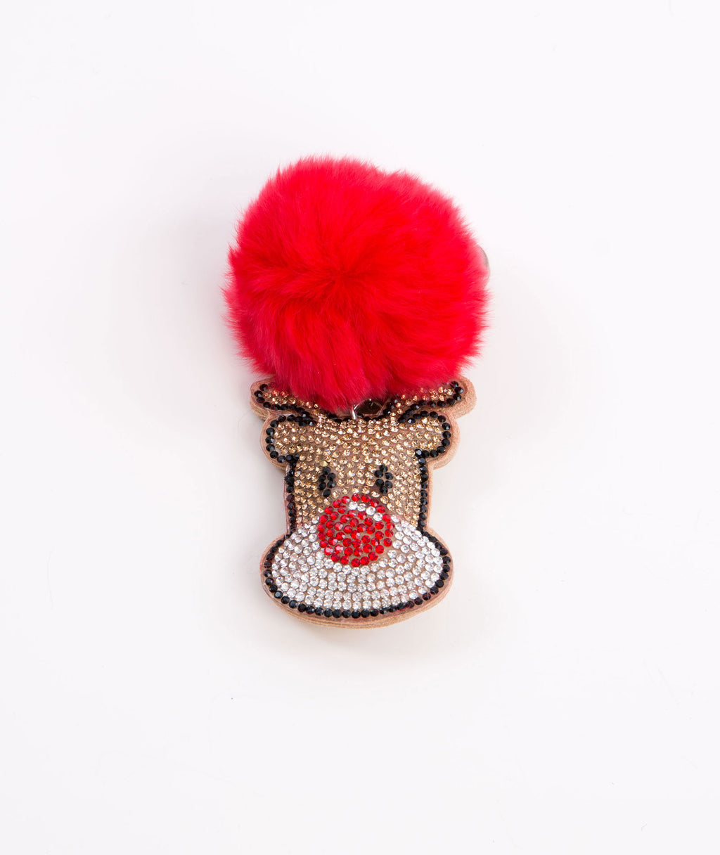 Bari Lynn Reindeer Keychain - Frankie's on the Park