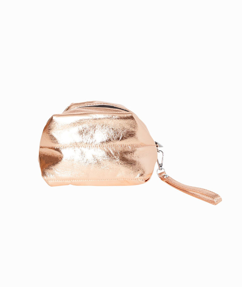 Bari Lynn Puff Cosmetic Bag