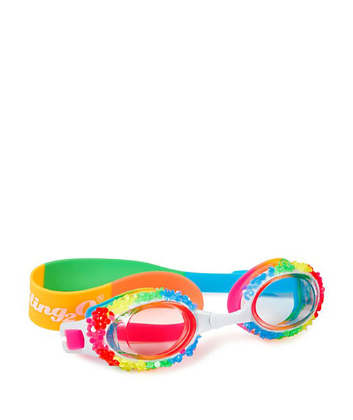 Bling2o Girls Bling Snow Cone Swim Goggles