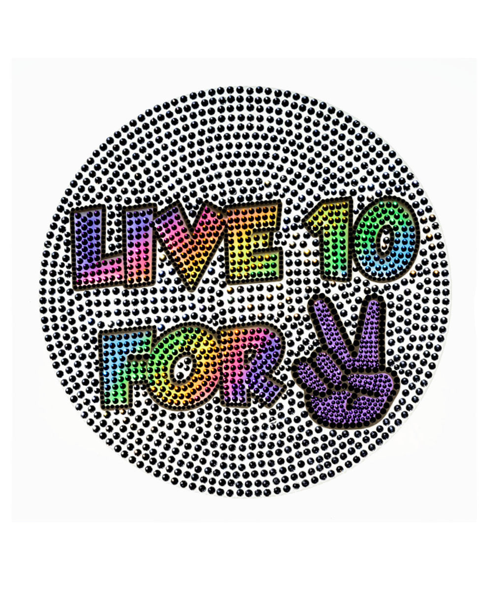 Sticker Beans 8 Inch Live 10 for 2
